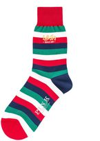 Thomas Pink Men's Stamley Stripe Socks