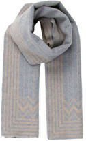 Louis Vuitton Wool Striped Scarf