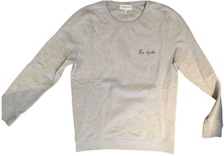 Maison Labiche Grey Cotton Knitwear for Women