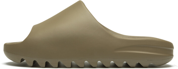 Adidas Yeezy Slide 'Earth Brown' Shoes - Size 8