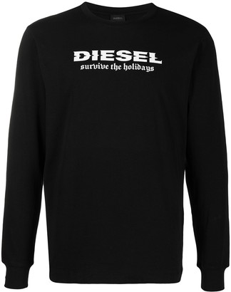 Diesel Survive The Holiday T-shirt