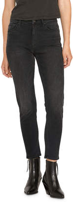 Hudson Betti High-Rise Tapered Jeans