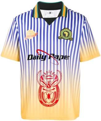 Daily Paper Football 1 polo shirt