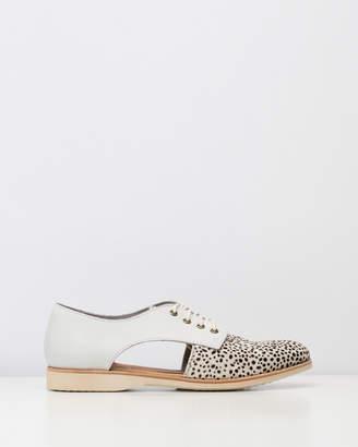 Roolee Sidecut Snow Leopard/White