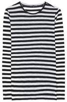 Proenza Schouler Striped Cotton Top
