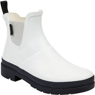 Tretorn Lina Two-Tone Rubber Rain Booties