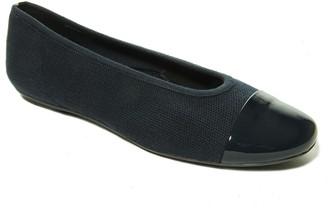 VANELi Suzel Cap Toe Ballet Flat - Multiple Widths Available