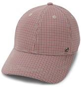 Ben Sherman Men's House Check Baseball Cap
