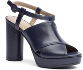 Tommy Hilfiger Peep Toe Platform Wedge