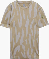 Thumbnail for your product : adidas by Stella McCartney Printed Jersey T-shirt