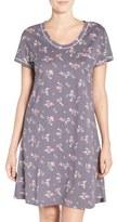 Carole Hochman Print Cotton Sleep Shirt (2 for $70)