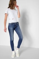 7 For All Mankind The Skinny In Seratoga Bay
