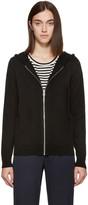 Earnest Sewn Black Cashmere Socal Hoodie