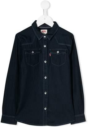 Levi's Kids button down shirt