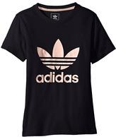 adidas Originals Kids - Trefoil Tee G Boy's T Shirt