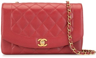 Chanel Pre Owned 1995 Diana 25 shoulder bag
