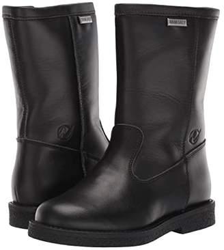 Naturino Tyri AW19 (Little Kid/Big Kid) (Black) Girl's Shoes