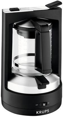 Krups 12-Cup Moka Brew Filter Coffee Maker