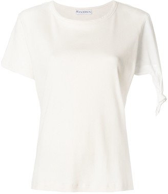 J.W.Anderson embellished sleeve T-shirt