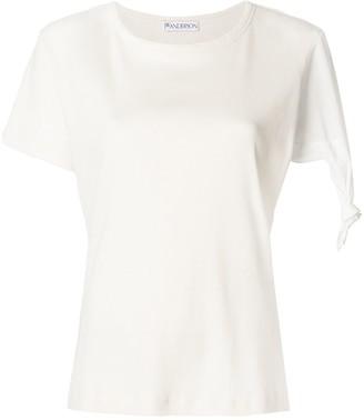 J.W.Anderson embellished sleeve T-shirt