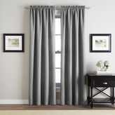 CHF Addison Twill Rod-Pocket Curtain Panel