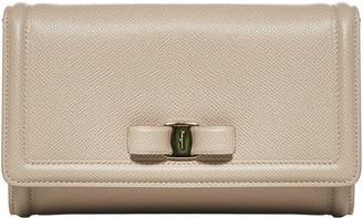 Salvatore Ferragamo Vara Bow Mini Crossbody Bag