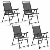 Fabric Folding Chair Costway