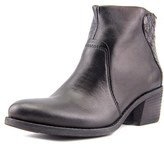 Khrio Darby Round Toe Leather Bootie.