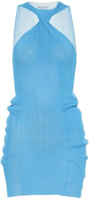 Bottega Veneta Cotton and silk top