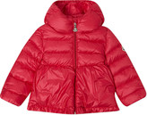 Moncler Odile down skirted puffa jacket 6-36 months