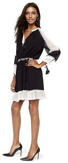 Juicy Couture Colorblocked Boho Dress