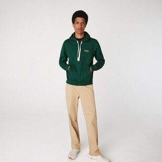 Lacoste Men's Hooded Fleece Sweatshirt