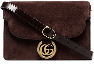 Gucci small GG Ring shoulder bag