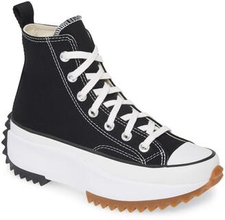 Converse Chuck Taylor(R) All Star(R) Run Star Hike High Top Platform Sneaker