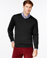 Cutter & Buck Men's Big and Tall Douglas V-Neck Sweater