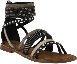 Spring Step Azura by SpringStep Strappy Embellished Sandals- Belalia
