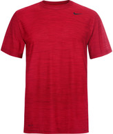 Nike Running - Breathe Mélange Dri-fit T-shirt