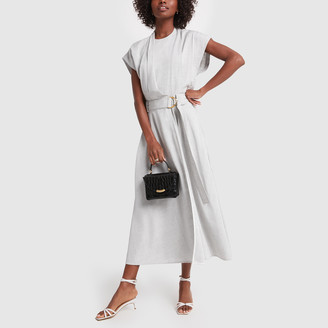 Proenza Schouler Lightweight Wrap Dress