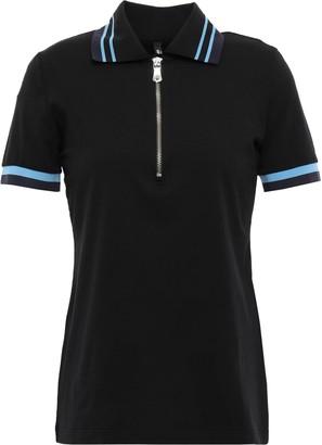 Versace Stretch-cotton Jersey Polo Shirt