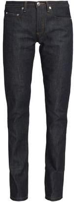 A.P.C. Low-straight-leg Jeans
