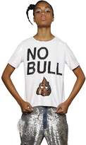 "Ashish ""No Bull"" Sequined Cotton Top"