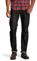 True Religion Straight Leg Flap Pocket Corduroy Pants