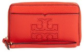 Tory Burch Women's Harper Leather Iphone 6/6S Wristlet - Red