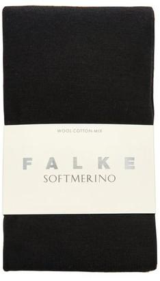 Falke Soft Merino Tights - Black