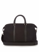 Paul Smith Shoes & Accessories Leather-trim Canvas Briefcase