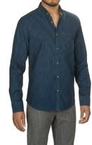 Jeremiah Kip Indigo Stripe Shirt - Long Sleeve (For Men)