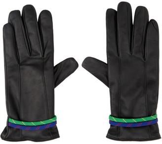 Paul Smith Black Climbing Gloves