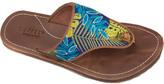 Acorn Women's Artwalk Leather Flip Sandal