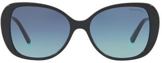 Tiffany & Co. Butterfly Sunglasses