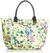 "CXL by Christian Lacroix ""Amaryllis"" Floral Tote"